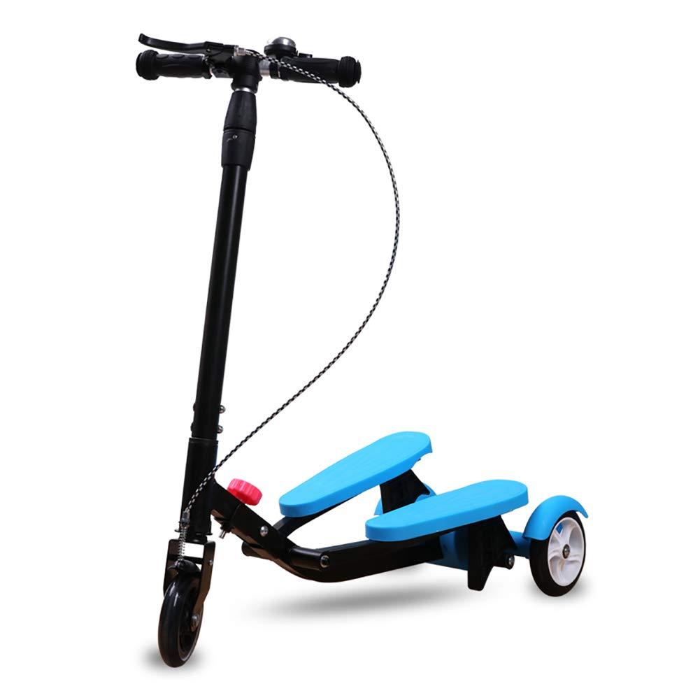 Patinetes de tres ruedas Kick Scooter Plegable para niños ...