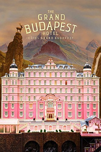 The Grand Budapest Hotel (36x24 inch, 90x60 cm) Silk Poster (The Best Grand Budapest Hotel)