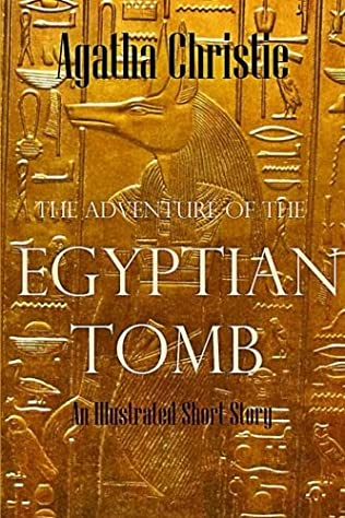 book cover of The Adventure of the Egyptian Tomb