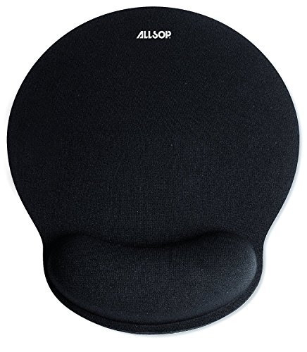 allsop memory foam mouse pad