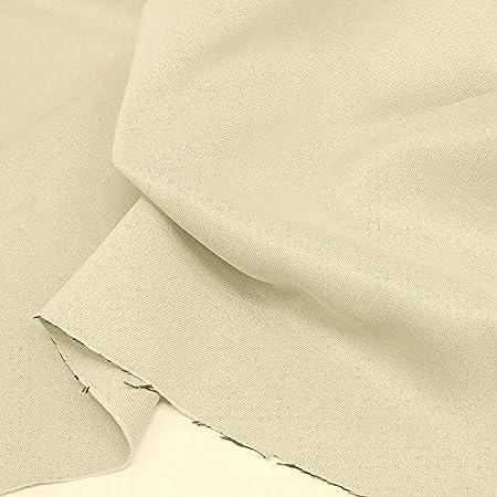 Baumwollstoffe Meterware Lichtdicht Bühnen-Molton Stoff für Verdunklungsvorhänge