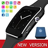 Upgraded Version Smart watch for Android Phones IOS Phones Samsung Men
