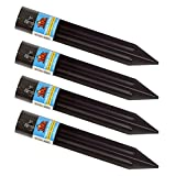 Tiki 1317144 Torch Stake Accessory (4), 4-Pack, Black