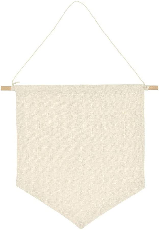 Beige, S CHBC Pin Wall Display Banner Enamel Lapel Badge Flag Canvas Wall Banner Room Decor