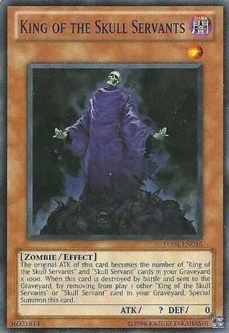 Yu-Gi-Oh! - King of the Skull Servants (TU04-EN016