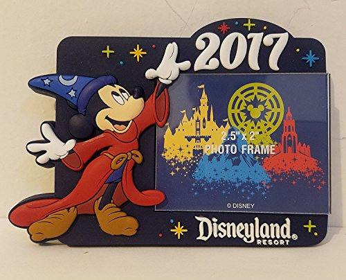 Disneyland Resort 2017 Photo Magnet Frame by Theme Parks