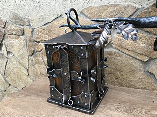 Wall sconce, viking sconce, viking lantern, medieval lantern, viking lighting, viking style lamp, fairy lantern, fairy lights, fairy lamp