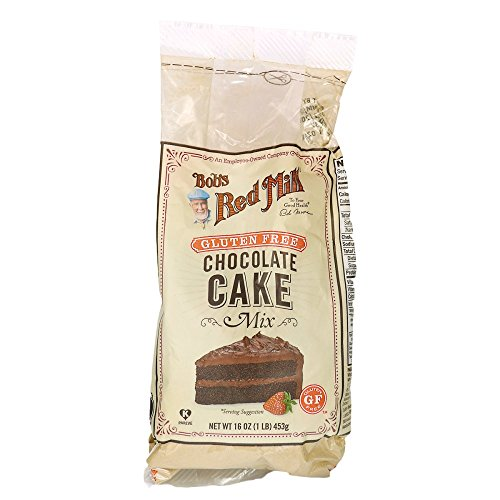 Bob's Red Mill - Chocolate Cake Mix Gluten Free - 16 (Chocolate Organic Cake)