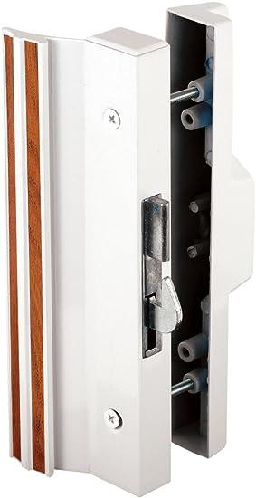 Slide-CO 14206-w puerta corredera anti-lift mango Set, Blanco/aluminio/fundido: Amazon.es: Bricolaje y herramientas