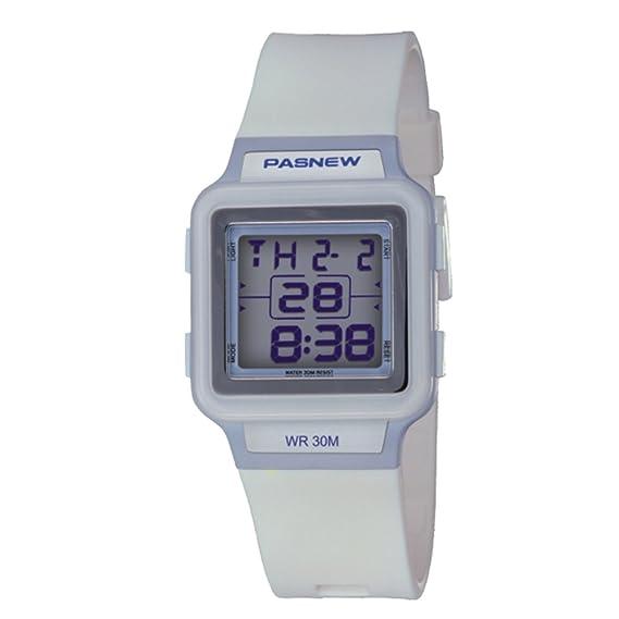 Para niños de relojes estudiantes masculinos y femeninos reloj deportivo-B: Amazon.es: Relojes
