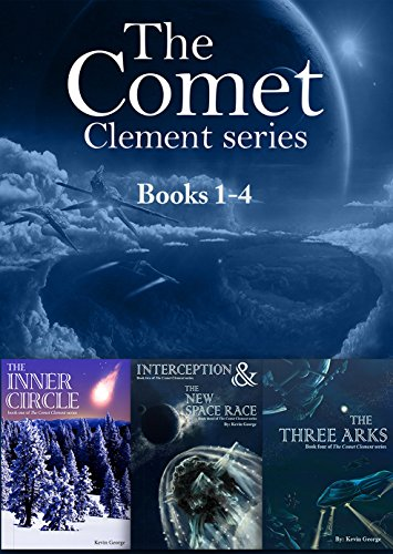 The Comet Clement Series Collection: Books 1-4 Comet Collection