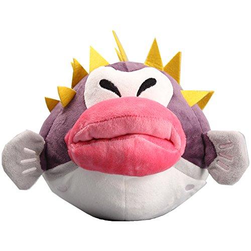 uiuoutoy Super Mario Porcupuffer Plush 9