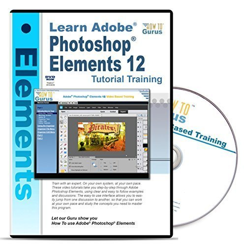 Adobe-Photoshop-Elements-12-Tutorial-Training-Course-on-2-DVDs