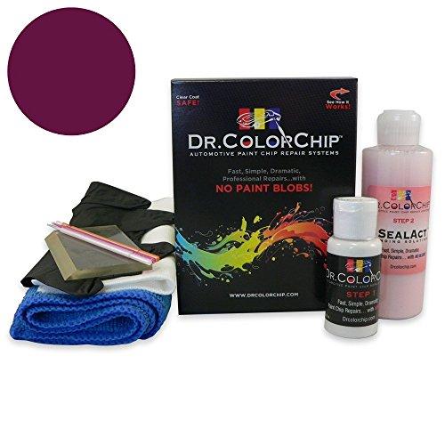 Dr. ColorChip Honda Civic Automobile Paint - Vintage Plum Pearl RP-32P - Squirt-n-Squeegee Kit