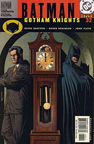 Batman: Gotham Knights #32 FN ; DC comic book