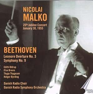 Sinfonie 9/Leonoren-Ouvertüre