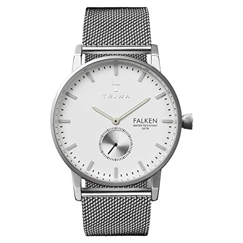 Triwa Ivory Falken Watch - Steel Mesh