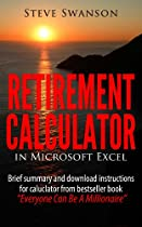Retirement Calculator in Microsoft Excel