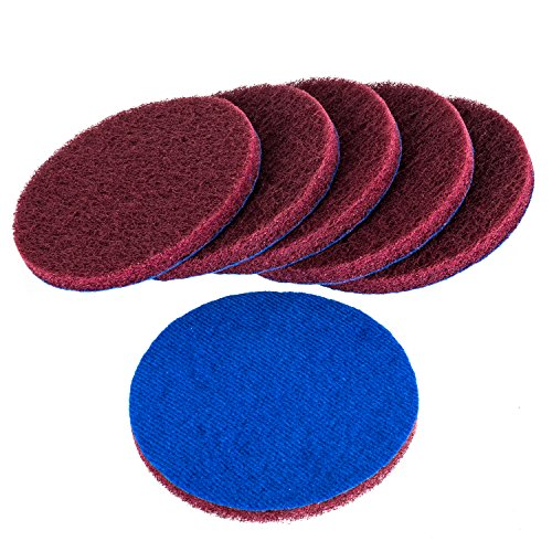 Kichwit 6-Pack Replacement Scrub