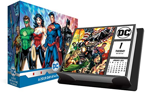2019 DC Comics Box Calendar