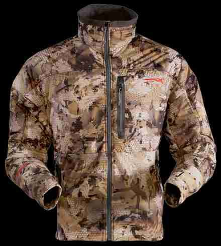 Sitka Gear Duck Oven Jacket Optifade Waterfowl (X-Large)
