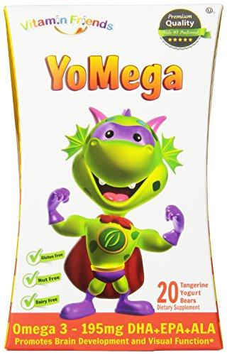 Vitamine Amis Yomega huile de