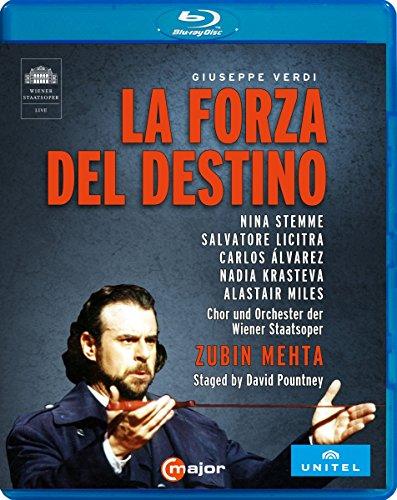 Blu-ray : Forza Del Destino (Blu-ray)