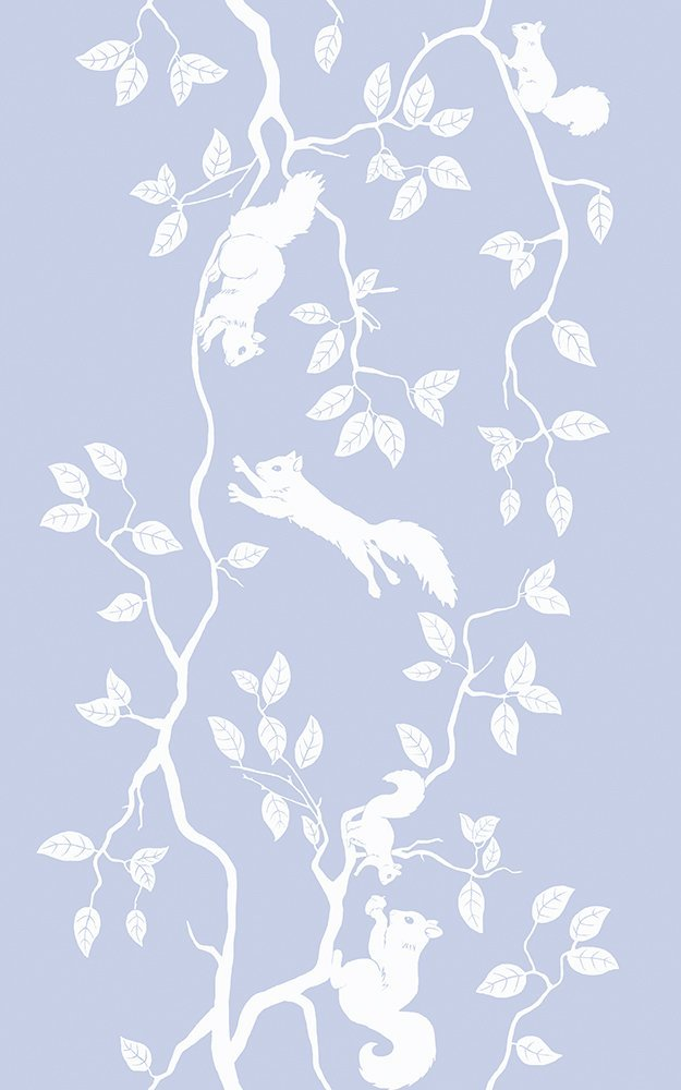 DC Fix 334-0031 Squirrel Grove Premium Window Film Brewster Wallcovering Co