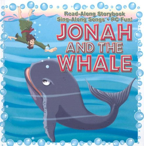 Jonah and the Whale 2 in 1 Readalong Book (Whale Interactive Book)
