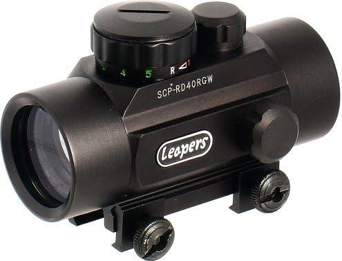 تصویر سیاه و سفید نقاط دیدنی طلایی 38 میلی متر ، نقطه انتگرال باف (SCP-RD40RGW)
