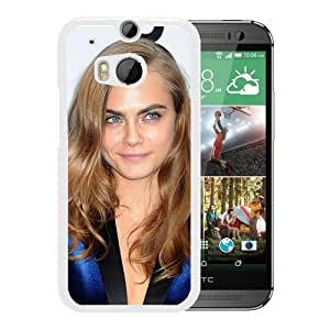 New Custom Designed Cover Case For HTC ONE M8 With Cara Delevingne Girl Mobile Wallpaper(109).jpg