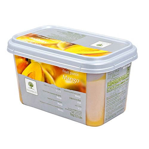 Mango Puree - 1 tub - 11 lbs by Gourmet Food World