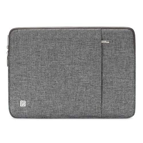 NIDOO 14 Inch Laptop Sleeve Water-Resistant Computer Case Portable Bag for 14