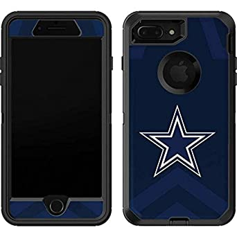 timeless design 88aec d7e4b Amazon.com: NFL Dallas Cowboys OtterBox Defender iPhone 7 Plus Skin ...