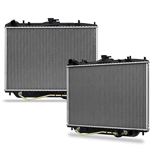 2000 Isuzu Rodeo Parts - CU2195 Radiator Replacement for Isuzu Rodeo Amigo Honda Passport 1998 1999 2000 2001 2002 2003 2004 3.2L V6