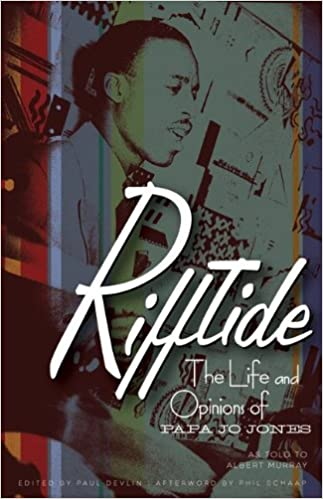 Download online Rifftide: The Life and Opinions of Papa Jo Jones PDF, azw (Kindle)