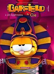 Garfield & Cie - tome 2 - Egyptochat (2)