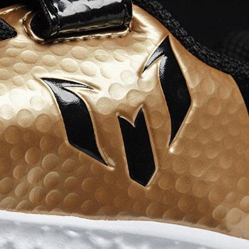 adidas Rapidaturf Messi el I, Zapatillas Unisex Niños, Marrón (Marrone Bronzo/Cobmet/Negbas/Versol), 23 EU