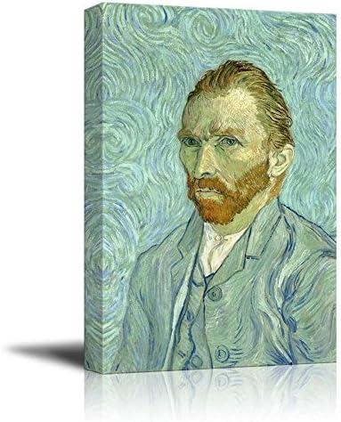Portrait of Vincent Van Gogh Wall Decor