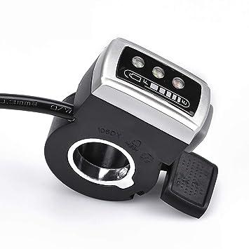 Amazon.com: WUXING - acelerador de gas para bicicleta ...