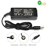 YTech 30W 19v 1.58A Ac Adapter Laptop Charger for Dell Inspiron Mini 9 PP39s,Mini 10 10v PP19S 12 1210 1010 1011 1012 1018,Acer Aspire One ZG5 A110 A150 D250 D150 PA-1300-04 A150-1006 Y200J 330-2063