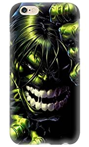 FUNKthing Hulk Breaking PC Hard new case for iphone 6 4.7screen