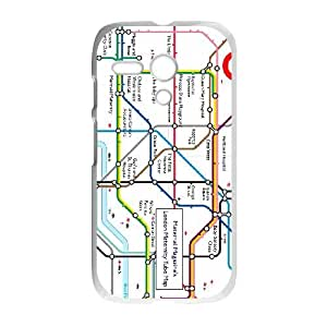 London Tube Map Motorola G Cell Phone Case White Phone cover L7777170