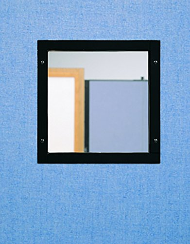Screenflex WD Window Option, 10'' Height, 1/4'' Thick'' Width, 10'' Length