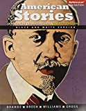 American Stories : A History of the United States, Vol. 2, Black and White Plus NEW MyHistoryLab with Pearson EText -- Access Card Package, Brands, H. W. and Breen, T. H., 0133794237