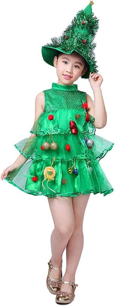 Holibanna Vestido de tutú de Disfraz de Cosplay de árbol de ...