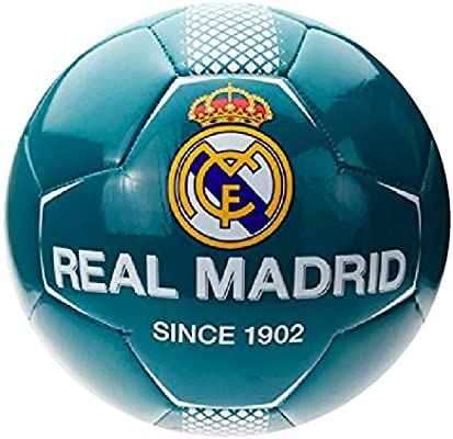 REAL-MADRID BALON MEDIANO N2 R.M.AZUL RM7BM10: Amazon.es: Deportes ...