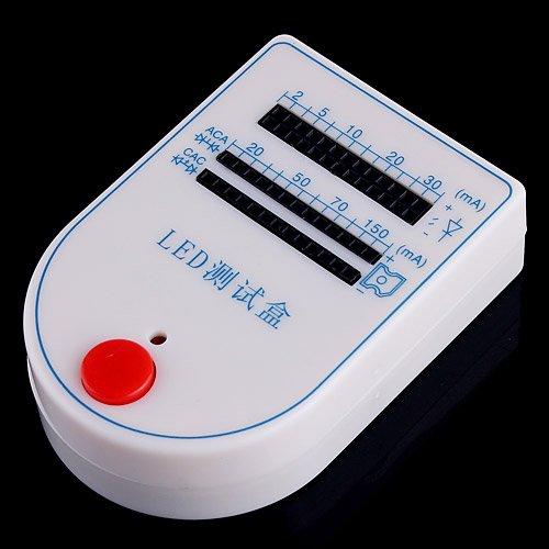 Mini LED Tester Test Box 2-150mA + 9V Battery