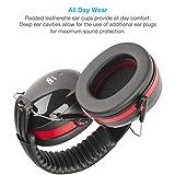 Cyber Acoustic Professional Safety Heavy Duty Ear