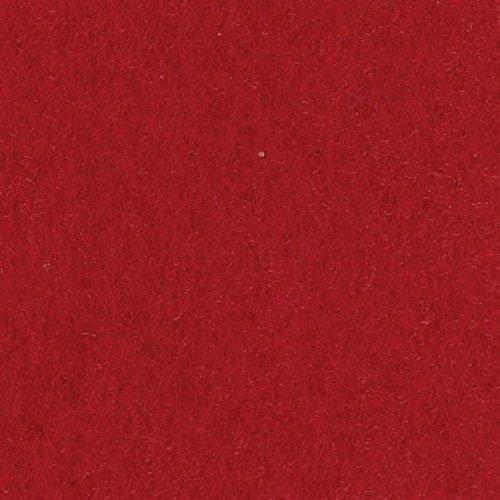 Kunin Eco-Fi Plus Premium Felt, 72'' by 10 yd, Red